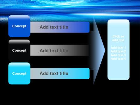 Deep Blue Horizon PowerPoint Template Slide 12