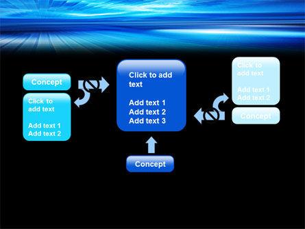 Deep Blue Horizon PowerPoint Template Slide 13