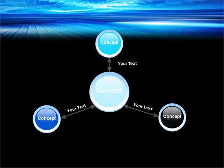 Deep Blue Horizon PowerPoint Template Slide 14