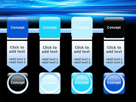 Deep Blue Horizon PowerPoint Template Slide 18