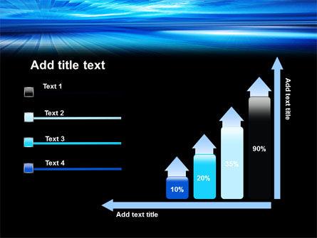 Deep Blue Horizon PowerPoint Template Slide 8