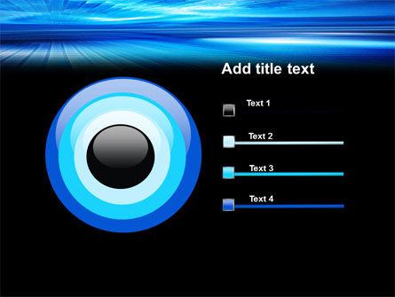 Deep Blue Horizon PowerPoint Template Slide 9