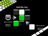 New Year Keyboard PowerPoint Template#16