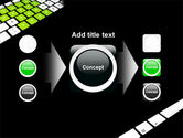 New Year Keyboard PowerPoint Template#17