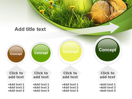 Watering Pot PowerPoint Template Slide 13
