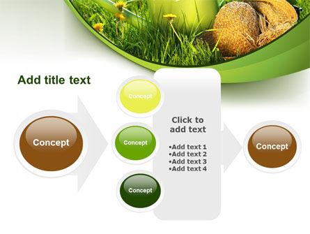 Watering Pot PowerPoint Template Slide 17