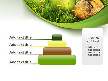 Watering Pot PowerPoint Template Slide 8