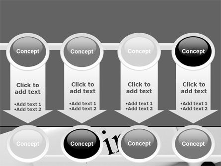Win Domino PowerPoint Template Slide 18