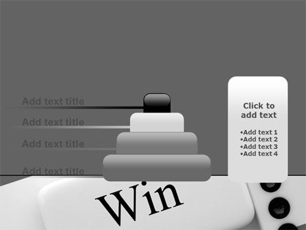 Win Domino PowerPoint Template Slide 8