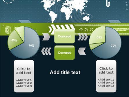 Global Development PowerPoint Template Slide 11