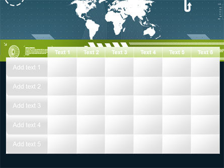 Global Development PowerPoint Template Slide 15