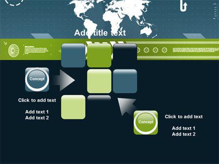 Global Development PowerPoint Template Slide 16