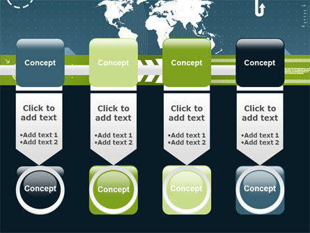 Global Development PowerPoint Template Slide 18