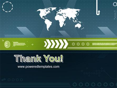 Global Development PowerPoint Template Slide 20