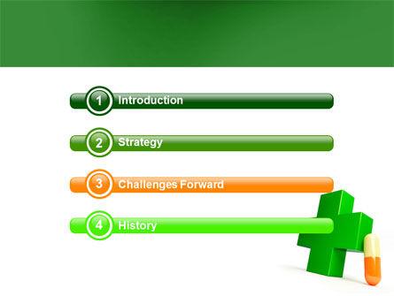 Pharmacy PowerPoint Template, Slide 3, 07396, Medical — PoweredTemplate.com