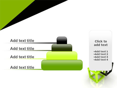 Integrated Cubes PowerPoint Template Slide 8