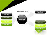 Integrated Cubes PowerPoint Template#14