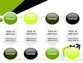Integrated Cubes PowerPoint Template#18