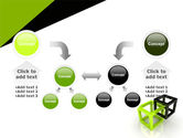 Integrated Cubes PowerPoint Template#19