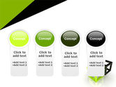 Integrated Cubes PowerPoint Template#5