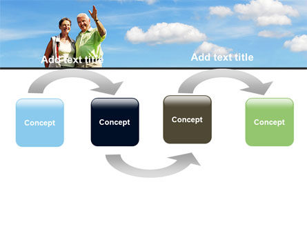 Old Couple PowerPoint Template Slide 4