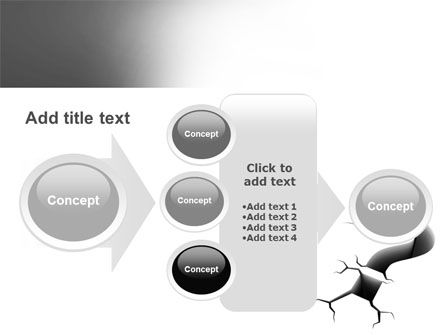 Cracked Question PowerPoint Template Slide 17