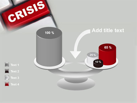 Crisis Button PowerPoint Template Slide 10