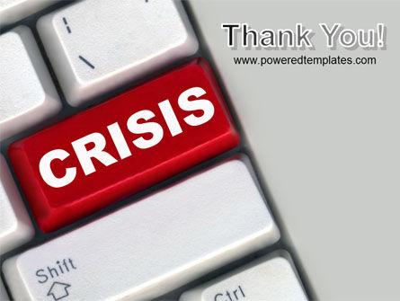 Crisis Button PowerPoint Template Slide 20