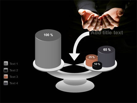 Cupped Hands PowerPoint Template Slide 10