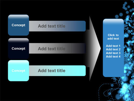 Beads Abstract PowerPoint Template Slide 12