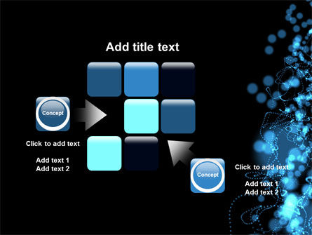 Beads Abstract PowerPoint Template Slide 16