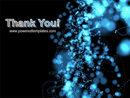 Beads Abstract PowerPoint Template Slide 20