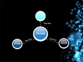 Beads Abstract PowerPoint Template#14