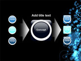Beads Abstract PowerPoint Template#17