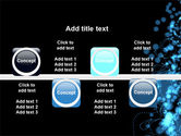 Beads Abstract PowerPoint Template#19