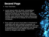 Beads Abstract PowerPoint Template#2