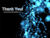 Beads Abstract PowerPoint Template#20