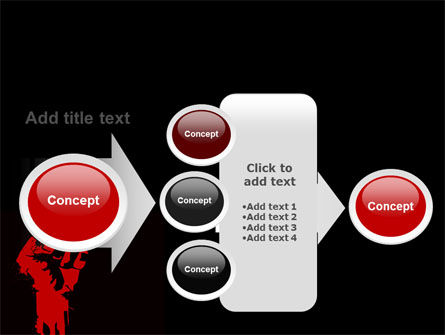Fist PowerPoint Template Slide 17