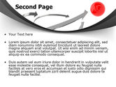Hitting The Target PowerPoint Template#2