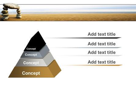 Balanced Stone Gate PowerPoint Template, Slide 4, 07427, Religious/Spiritual — PoweredTemplate.com
