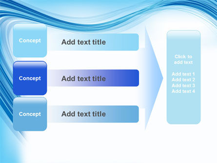Track Abstract PowerPoint Template Slide 12