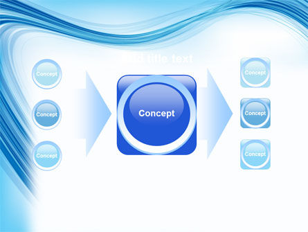 Track Abstract PowerPoint Template Slide 17