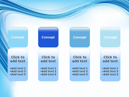 Track Abstract PowerPoint Template Slide 5