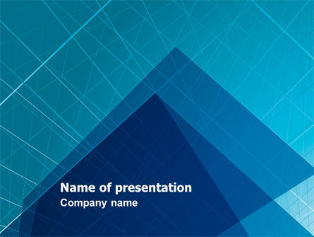 Abstract/Textures: Paper Sheets Abstract PowerPoint Template #07432