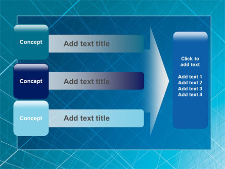 Paper Sheets Abstract PowerPoint Template Slide 12