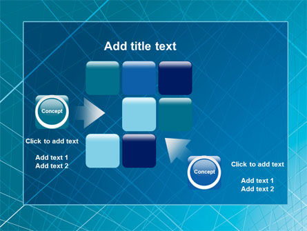 Paper Sheets Abstract PowerPoint Template Slide 16