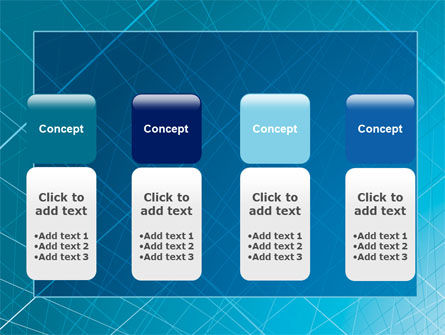 Paper Sheets Abstract PowerPoint Template Slide 5