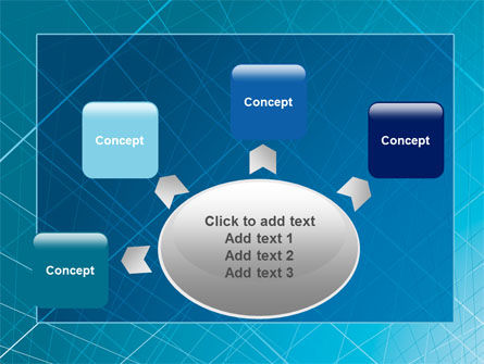 Paper Sheets Abstract PowerPoint Template Slide 7