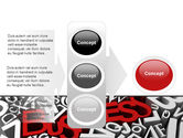 Business Typography PowerPoint Template#11