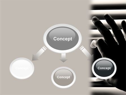 Window Blinds PowerPoint Template, Slide 4, 07436, Consulting — PoweredTemplate.com